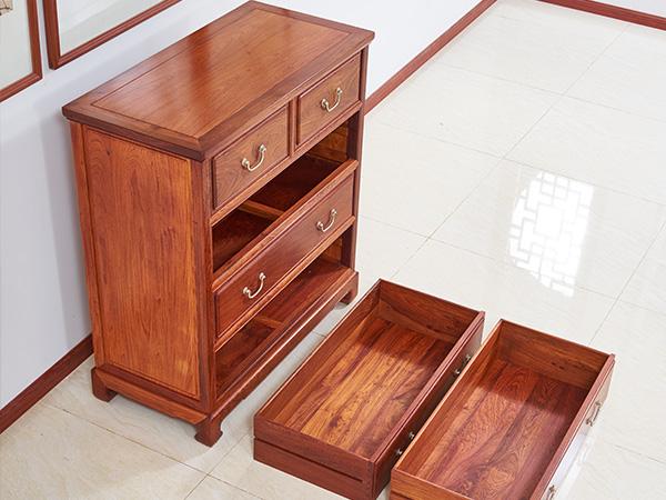 红木家具厂家需要个性化 细分消费群体