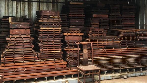 楠荞红工厂实景