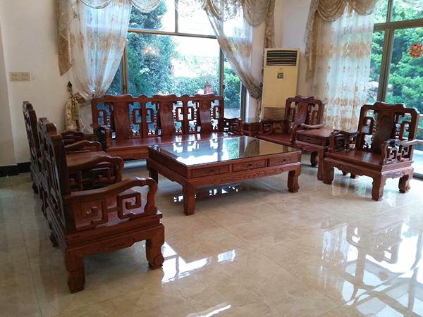 长期使用楠荞红红木家具,有什么好处