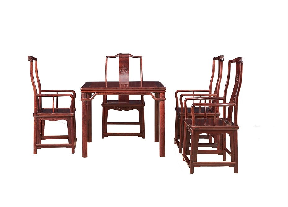 巴里黄檀八仙桌